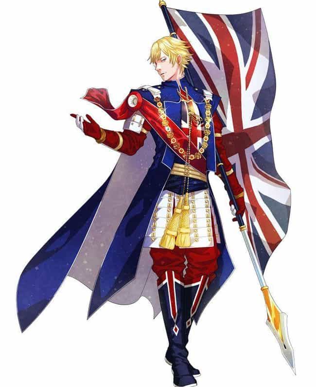 The United Kingdom is listed (or ranked) 6 on the list Artists Are Turning Countries and Their Flags Into Anime Characters To Honor The Tokyo 2020 Olympics