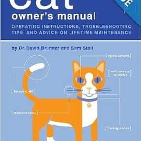 The Cat Owner's Manual is listed (or ranked) 8 on the list The Best Books About Cat Care