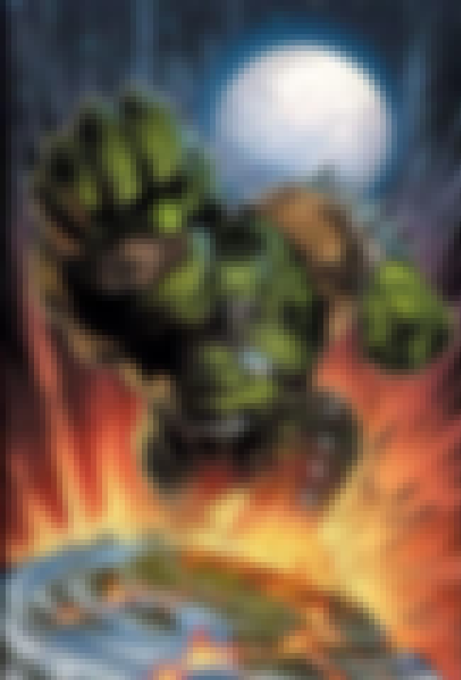 World War Hulk is listed (or ranked) 2 on the list The Best Hulk Storylines in Comics