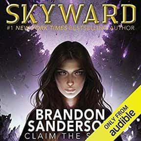Skyward is listed (or ranked) 17 on the list The Best Brandon Sanderson Books
