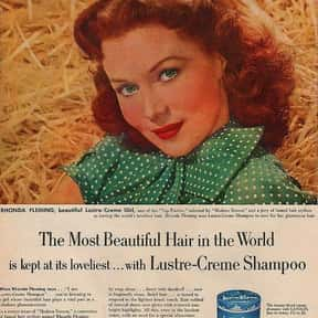 Rhonda Fleming is listed (or ranked) 2 on the list Famous People Whose Last Name Is Fleming