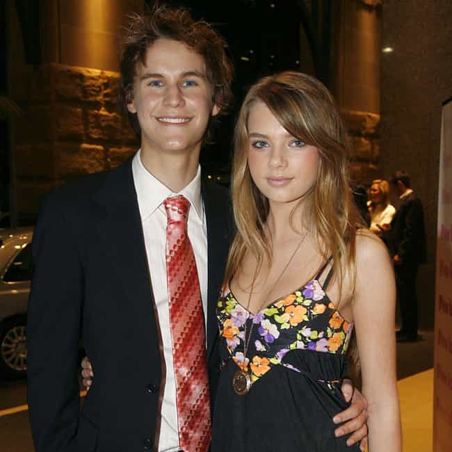 Rhys Wakefield is listed (or ranked) 3 on the list Indiana Evans Loves and Hookups