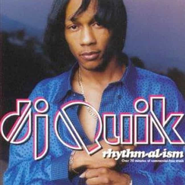 Rhythm-al-ism is listed (or ranked) 2 on the list The Best DJ Quik Albums of All Time