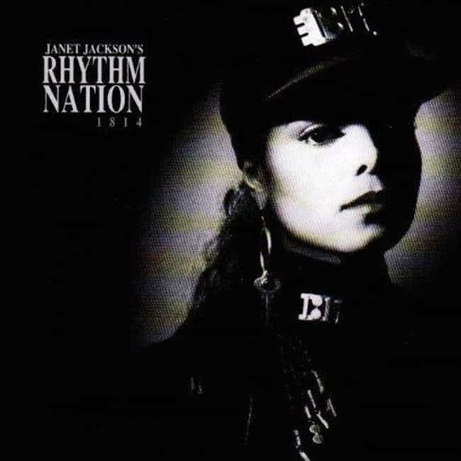 Janet Jackson's Rhythm Nation ... is listed (or ranked) 2 on the list The Best Janet Jackson Albums of All Time