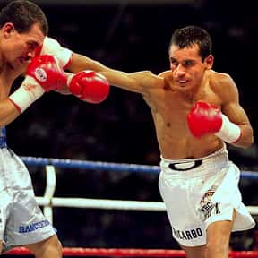 Ricardo López is listed (or ranked) 5 on the list The Best Flyweight Boxers of All Time