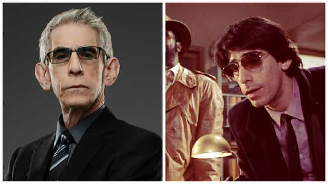 Richard Belzer is listed (or ranked) 3 on the list 23 Times You've Seen the Actors from SVU Before