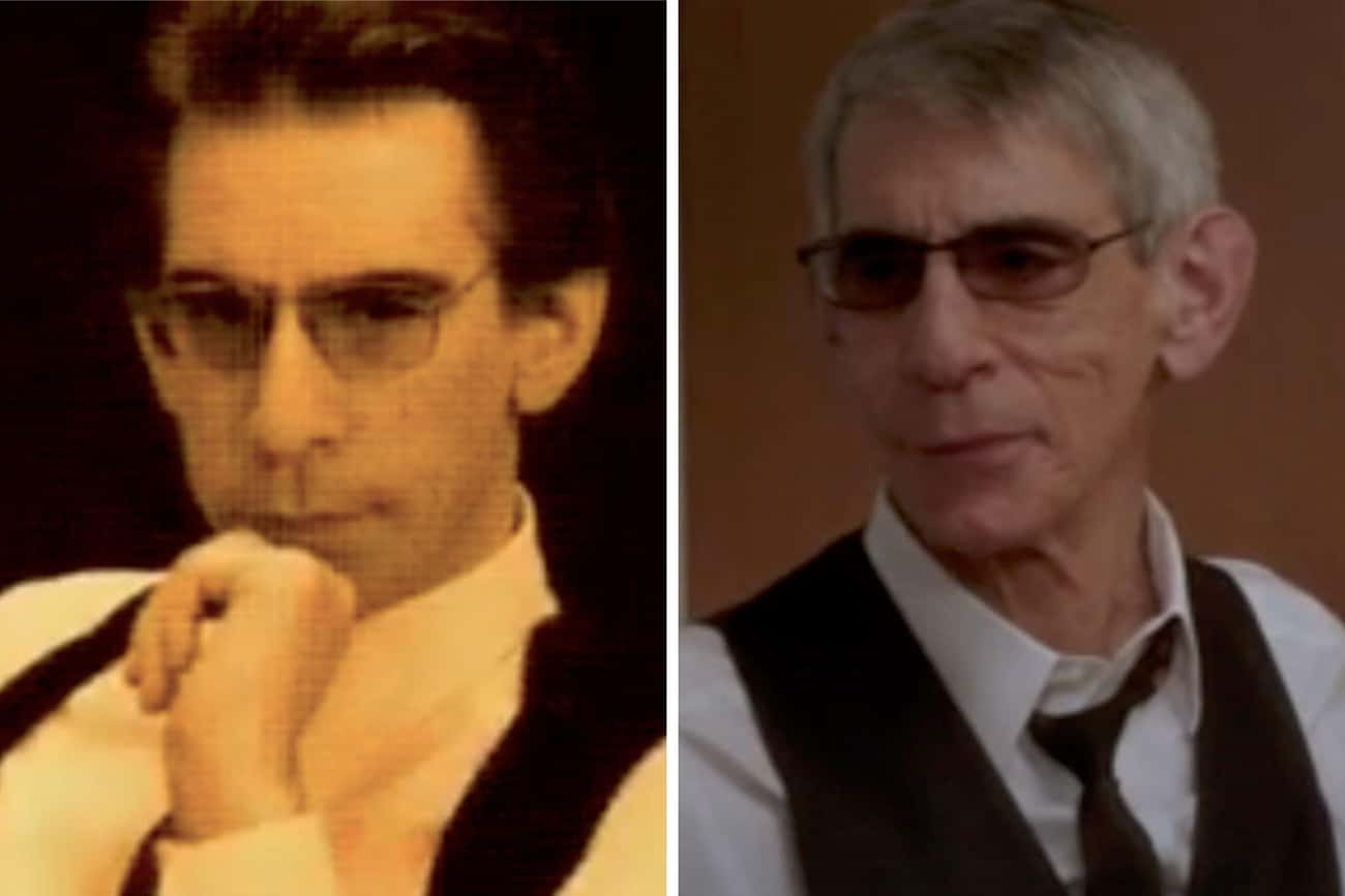 Richard Belzer (John Munch) is listed (or ranked) 1 on the list How The 'Law & Order: SVU' Has Aged Since The First Season