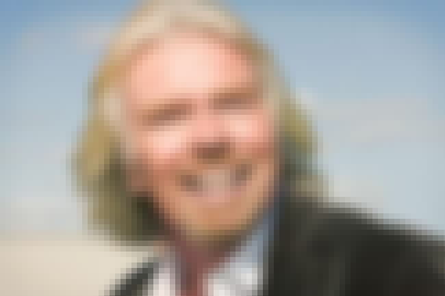 Richard Branson is listed (or ranked) 1 on the list Famous Stowe School Alumni