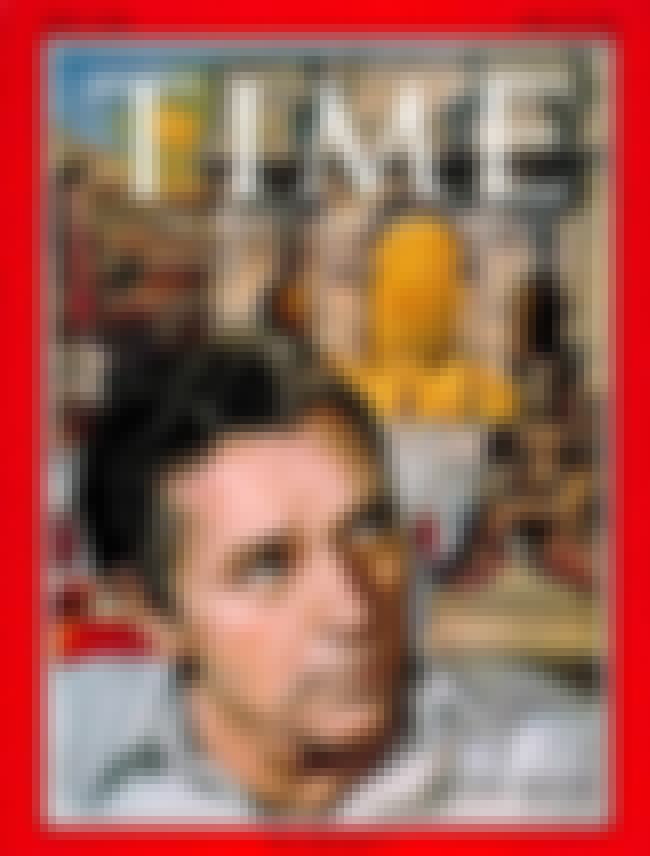 Richard Burton is listed (or ranked) 4 on the list The Best Time Covers