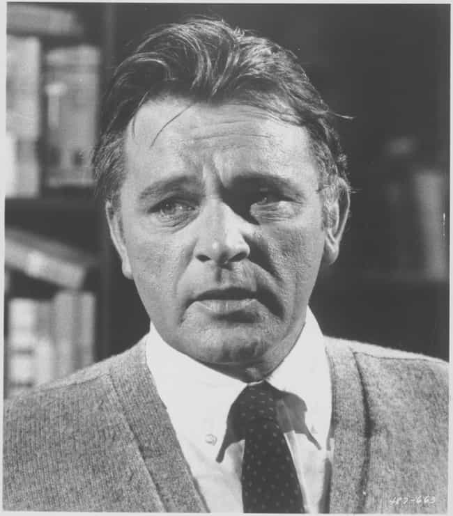 Richard Burton is listed (or ranked) 4 on the list Famous People Who Died of Cerebral Hemorrhage