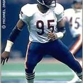 Richard Dent is listed (or ranked) 13 on the list The Greatest Defensive Ends of All Time