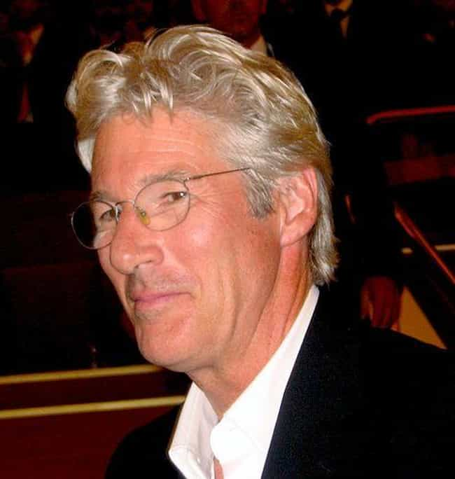 Richard Gere is listed (or ranked) 8 on the list 53 Celebrities Who Own Horses