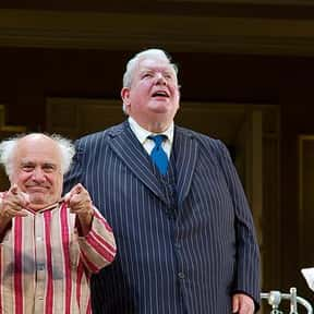 Richard Griffiths is listed (or ranked) 8 on the list Pie in the Sky Cast List
