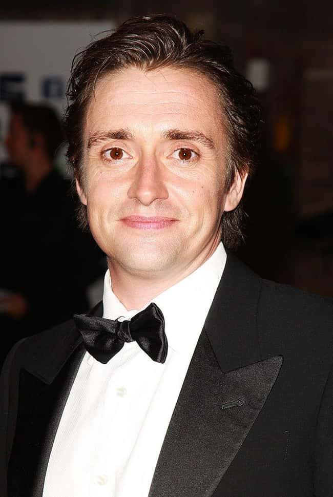 Richard Hammond is listed (or ranked) 9 on the list Celebrities You Didn't Know Have Vitiligo