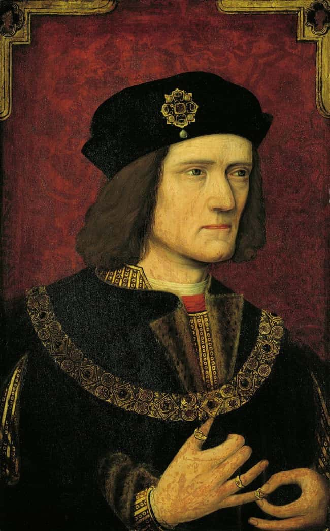 This image has an empty alt attribute; its file name is richard-iii-of-england-photo-u11