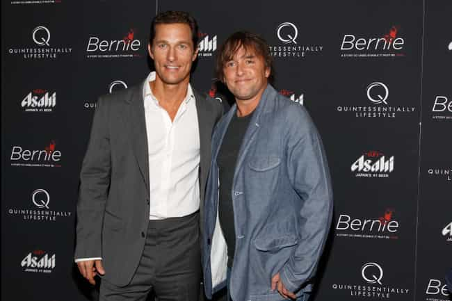Richard Linklater is listed (or ranked) 2 on the list Famous Friends of Matthew McConaughey