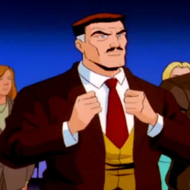 Richard Newman is listed (or ranked) 3 on the list The Best Actors Who Played J. Jonah Jameson
