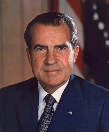 Richard Nixon is listed (or ranked) 1 on the list Corrupt Republicans
