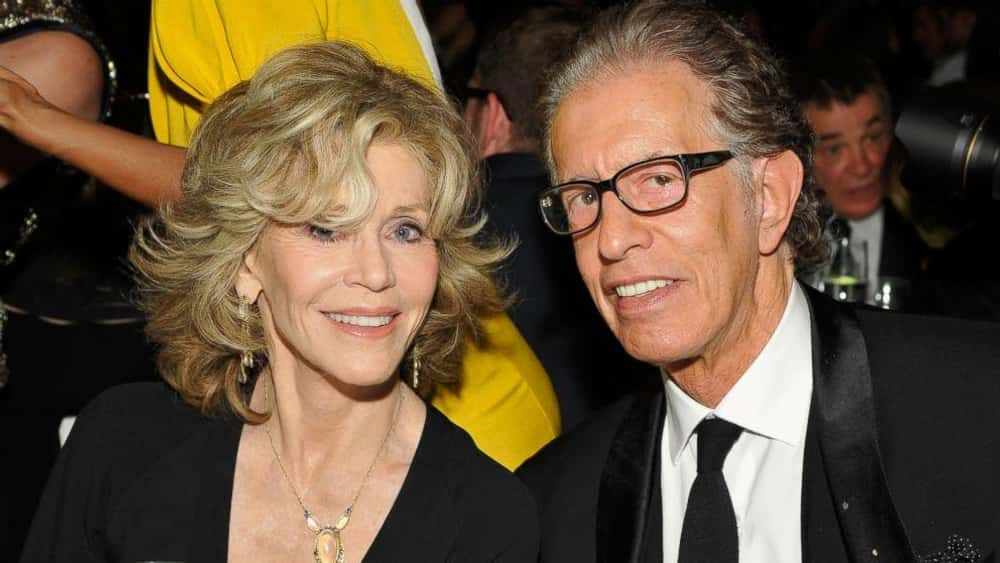 Richard Perry is listed (or ranked) 1 on the list Jane Fonda's Loves & Hookups