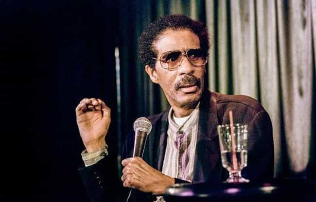 Richard Pryor is listed (or ranked) 1 on the list Famous Freemasons List