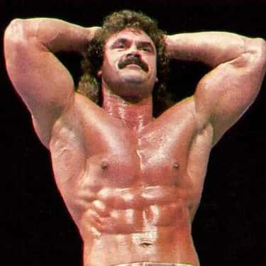 Rick Rude is listed (or ranked) 1 on the list The Best Mustaches in Wrestling History