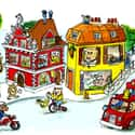 Richard Scarry is listed (or ranked) 22 on the list List of Famous Illustrators