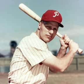 Richie Ashburn is listed (or ranked) 4 on the list The Best Philadelphia Phillies Of All Time