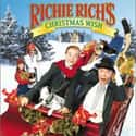 Richie Rich's Christmas Wish is listed (or ranked) 21 on the list The Best '90s Christmas Movies