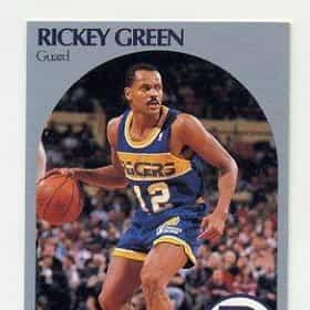 Rickey Green