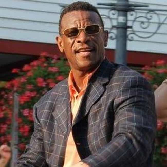 Rickey Henderson is listed (or ranked) 3 on the list The Best Athletes Who Wore #35