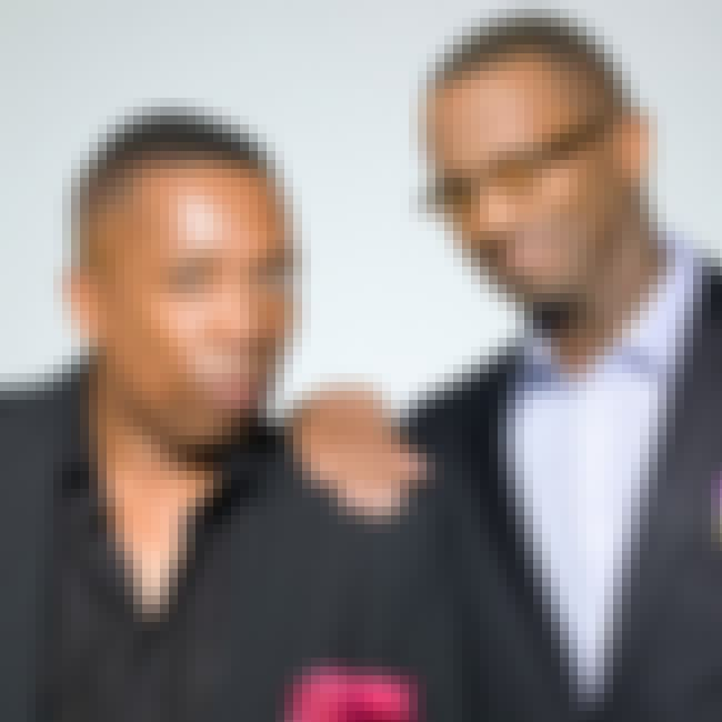 Rickey Smiley is listed (or ranked) 3 on the list ComicView Cast List