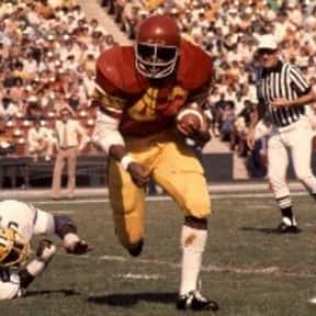 Ricky Bell is listed (or ranked) 20 on the list The Best USC Trojans Players of All Time
