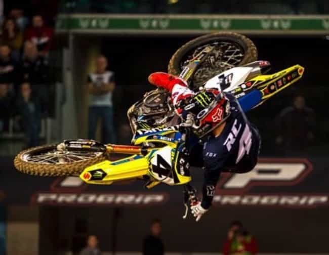 Ricky Carmichael is listed (or ranked) 1 on the list The 24 Best Motocross Riders Of All-Time