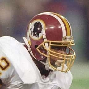 Ricky Ervins is listed (or ranked) 13 on the list The Best Washington Redskins Running Backs of All Time