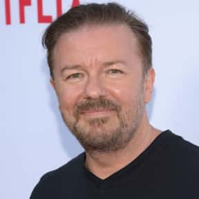 Ricky Gervais is listed (or ranked) 6 on the list List of Famous Disc Jockeys
