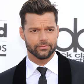 Ricky Martin is listed (or ranked) 13 on the list Famous Gay Men: List of Gay Men Throughout History