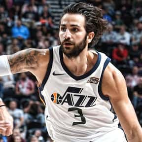 Ricky Rubio is listed (or ranked) 20 on the list Top White NBA Players Right Now