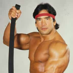 """Ricky """"The Dragon"""" Steamboat is listed (or ranked) 11 on the list The Greatest Pro Wrestlers of All Time"""