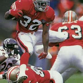 Ricky Watters is listed (or ranked) 21 on the list The Best San Francisco 49ers of All Time