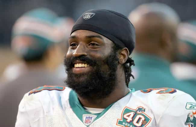 Ricky Williams is listed (or ranked) 2 on the list 32 Famous Athletes Who Are Vegan