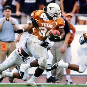 Ricky Williams is listed (or ranked) 13 on the list The Best Heisman Trophy Winners of All Time