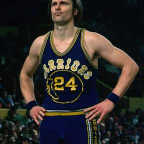 Rick Barry is listed (or ranked) 15 on the list The Best White Players in NBA History