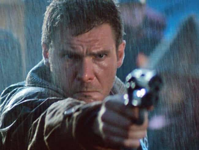 Rick Deckard is listed (or ranked) 7 on the list Sean Connery Nearly Played All Of Your Favorite Movie Characters