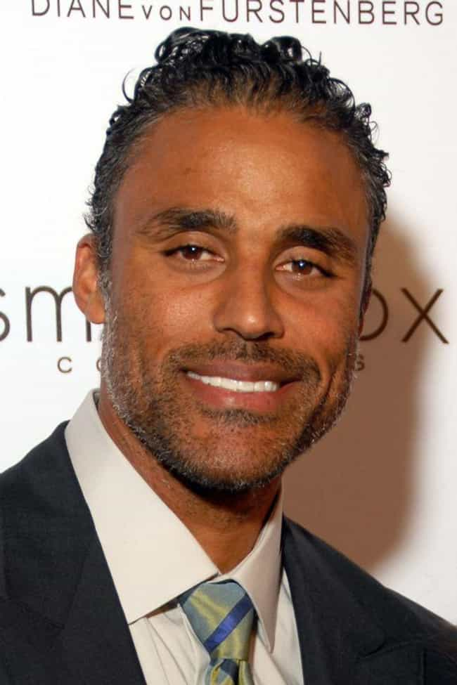 Rick Fox is listed (or ranked) 3 on the list Sharon Stone's Loves & Hookups