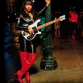 Rick James is listed (or ranked) 9 on the list The Best Funk Bands/Artists