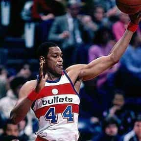 Rick Mahorn is listed (or ranked) 6 on the list The Best Washington Wizards Centers of All Time