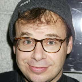 Rick Moranis is listed (or ranked) 15 on the list Celebrities You Would Want To Get High With