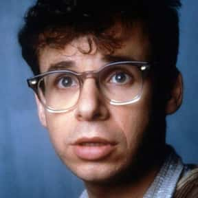 Rick Moranis is listed (or ranked) 22 on the list Famous People From Ontario