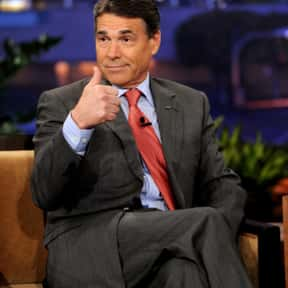 Rick Perry is listed (or ranked) 1 on the list Famous Texas A&M University Alumni