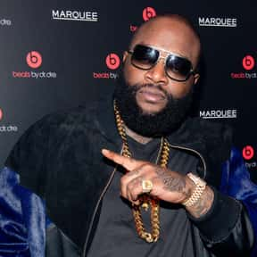 Rick Ross is listed (or ranked) 14 on the list Famous Aquarius Male Celebrities